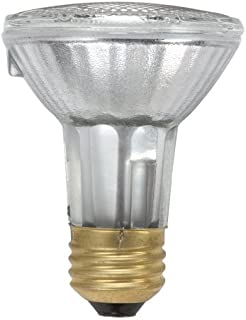 Philips Halogen Dimmable PAR20 Flood Light Bulb: 2900-Kelvin, 39-Watt (50-Watt Equivalent), E26 Medium Screw Base, Soft White, 4-Pack