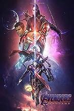 Avengers Endgame: Screenplay