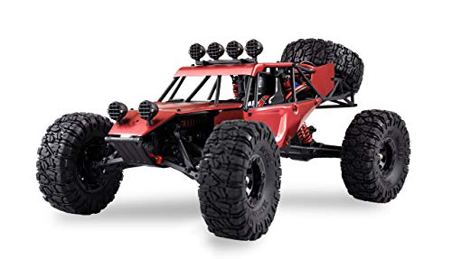 Amewi 22425 Metal Eagle 4WD Dune Buggy 1:12 RTR, rot