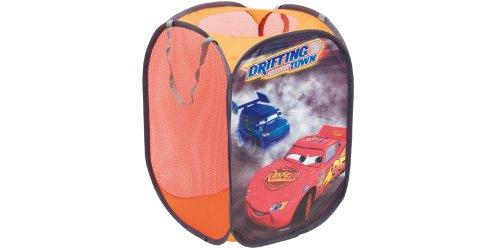 Cars boîte de rangement pliable Pop up Aufbewahrungsbox zusammenfaltbar - Maße ca. 35 x 35 x 51 cm - Disney Spielzeugkiste, Kinder Möbel