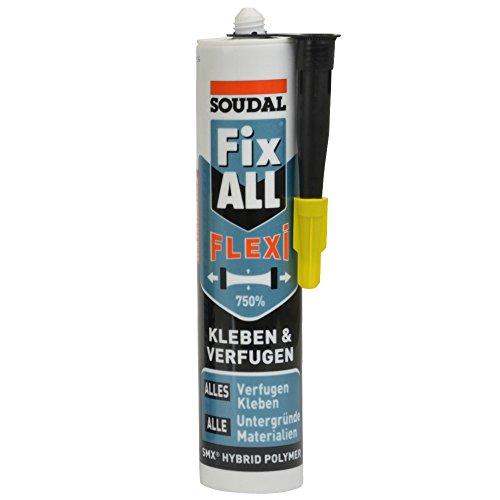 SOUDAL Fix All Flexi Universalkleber 290ml Schwarz