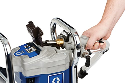 Máquina pulverizador Airless Graco GX 21 con pistola de pulverización de pintura SG3