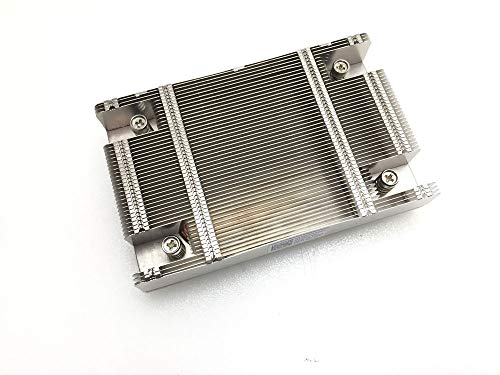 Dell 412-AAFV Processor Heatsink for PowerEdge R730, 1U, for PCs, Computers, Laptops - Multi-Colour