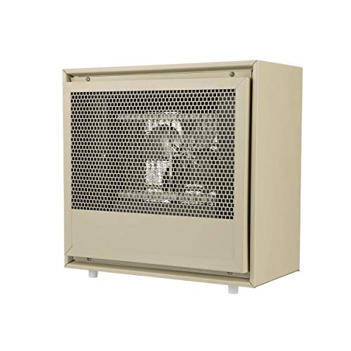 TPI H474TMC474 Series Dual Wattage Portable Heater – Corrosion Resistant, Temperature Control Thermostat, 240V. Home Heaters