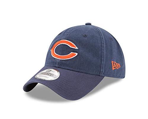 New Era Chicago Bears 9TWENTY Core Navy One Size Fits All