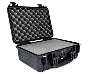 Peli 1450 - Maletín protector acolchado, color negro (B000JLHZOO) | Amazon price tracker / tracking, Amazon price history charts, Amazon price watches, Amazon price drop alerts