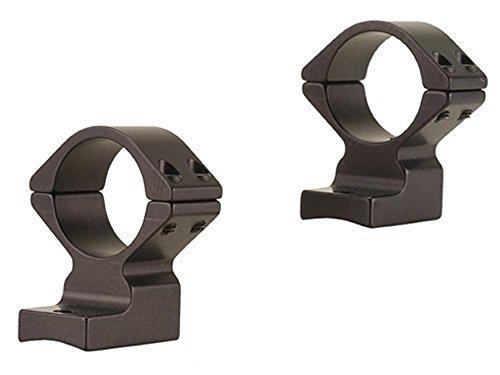 Talley 30mm Browning X-Bolt Medium Light Weight Scope Mounts Black, 740735