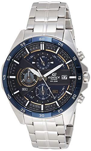 Casio Edifice Analog Blue Dial Men's Watch