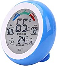 iXport™ Digital Touch Screen Weather Station Indoor Use Thermometer Hygrometer