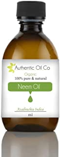 Aceite de neem 100% puro orgánico Grado 500ml