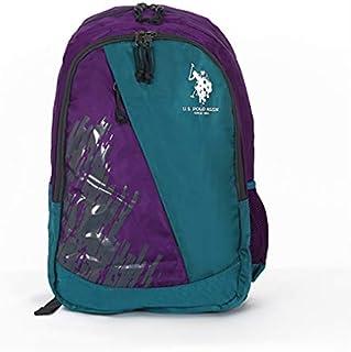 US Polo School Backpacks, fo Women, Unisex, Purple