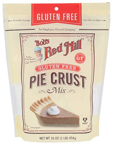 Bob's Red Mill Gluten Free Pie Crust Mix, 16 Oz