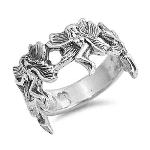 Fairy Ring plata de ley