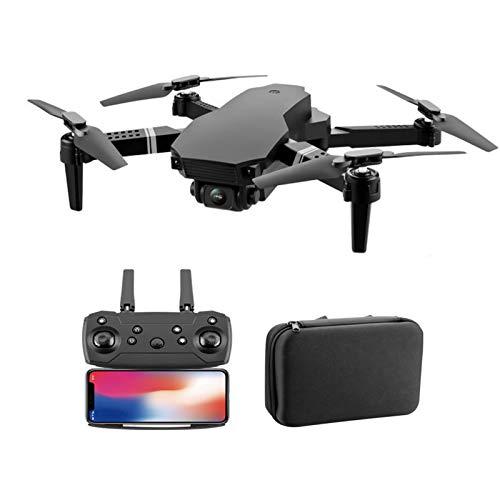 YOOXI S70 Drone con Telecamera 4K Live Video, Multifunzione FPV Drone con Doppia Telecamera 1080P per Adulti, Live Video e GPS Return Home, rones Pieghevole per Bambini, App Control, 3D Flip