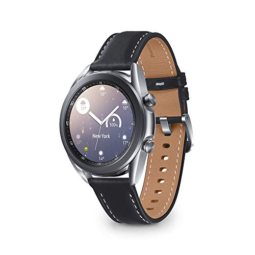 Samsung Galaxy Watch3 Smartwatch Bluetooth, cassa 45mm acciaio,...