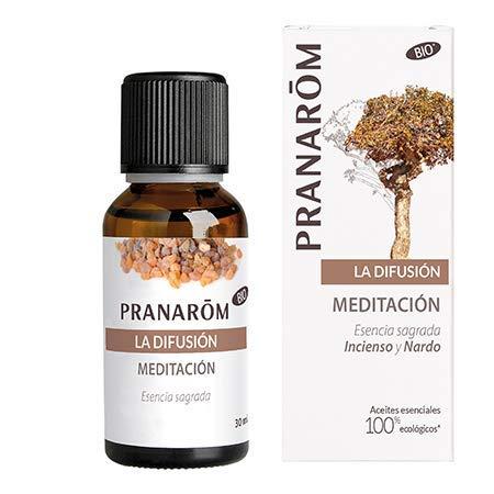 Pranarom - Meditacion - Esencia sagrada - Incienso y Nardo …