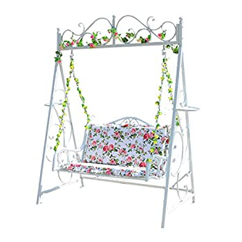Best wrought iron swing Reviews