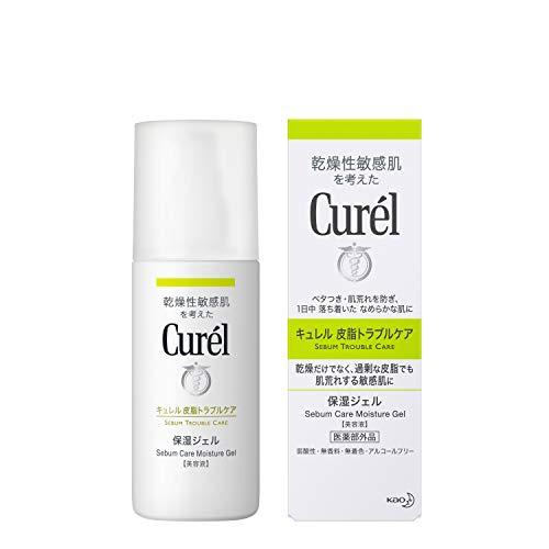 Curél(キュレル) 皮脂トラブルケア 保湿ジェル 【医薬部外品】