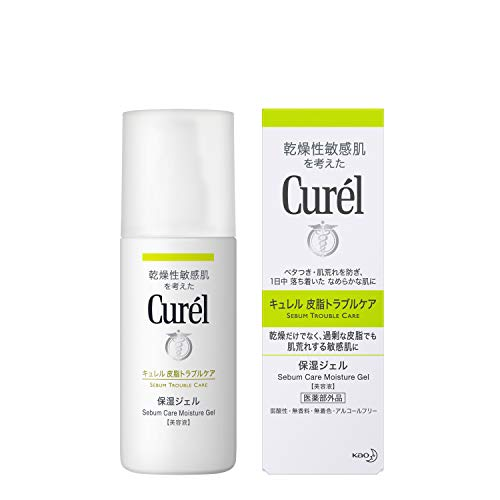 Kao Curel | Gezichtsverzorging | Talg Care Moisture Gel 120ml (japan import)