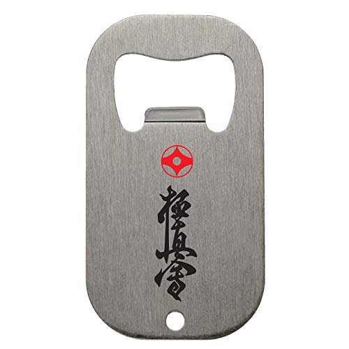 PasTomka Karate Logo Symbol Flaschenöffner Bottle Opener