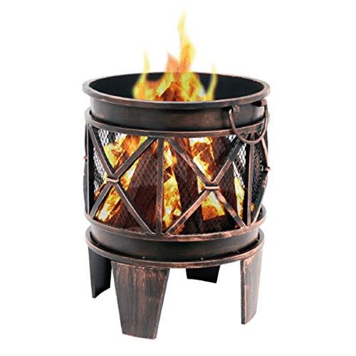 Heat Outdoor Living – Feuerkorb Firecask - H 53 x Ø 42 cm
