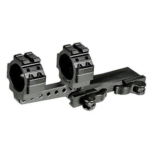 UTG Zielfernrohrmontage Offset Montage Weaver/Picatinniy 30 mm Profil