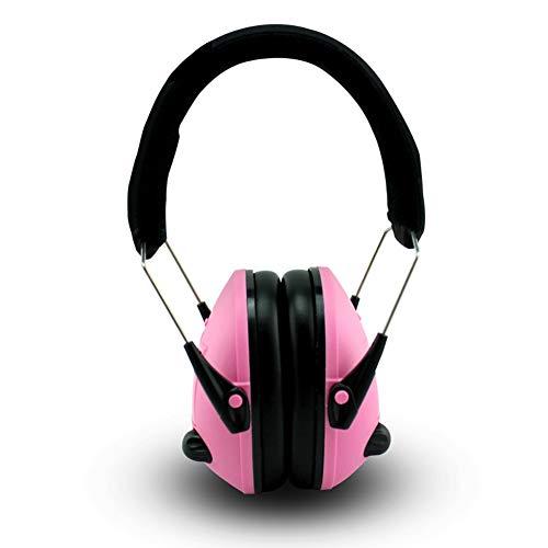 Icedec NRR Gehoorbescherming, 28 dB, geluidsdempend, geluidsdempend, voor kinderen en volwassenen, schieten, concert