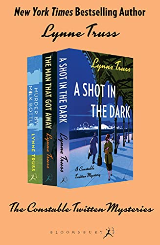 The Constable Twitten Mysteries: A Three Book Bundle (A Constable Twitten Mystery) by [Lynne Truss]
