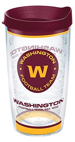 Tervis NFL Washington Insulated Tumbler, 16oz - Tritan, Tradition