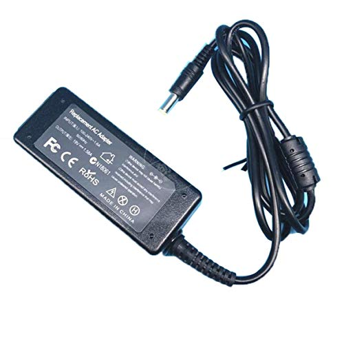 Monllack Neue, qualitativ hochwertige Laptop-Stromversorgung 19 V 1.58A 30W AC Adapter Ladegerät für Acer Aspire One KAV10 KAV60 Schwarz
