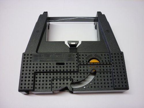 Original Olivetti ET109, ET110, ET111, ET112, ET115, ET116, ET117, ET118, ET119, ET211 and Others Typewriter Ribbon, Correctable, OEM by Olivetti