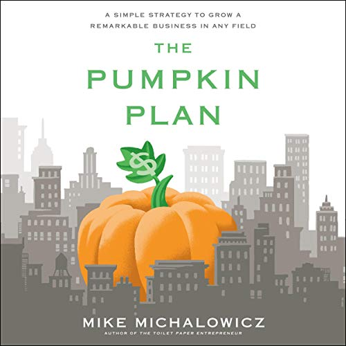 Couverture de The Pumpkin Plan