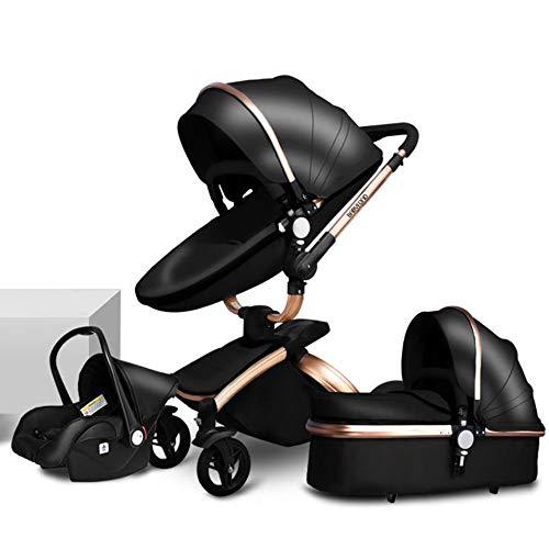 Fantastic Deal! Baby Stroller 2019 New desigin Luxury Baby Stroller Baby Stroller 3 in 1 Folding Fou...