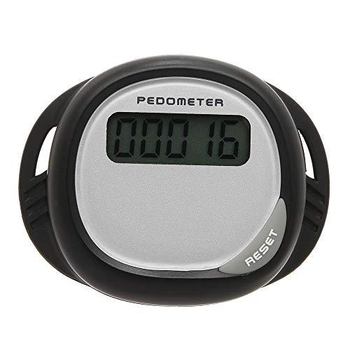 zroven LCD Schrittzähler Schnürsenkel Schritt Distanz Kalorienzähler Walking Step Gym Kalorien Tracker für Outdoor Sport