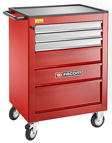 Servante d'atelier - 6 tiroirs - Facom