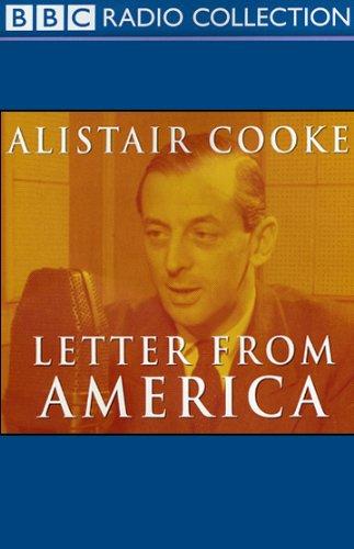 Letter From America cover art