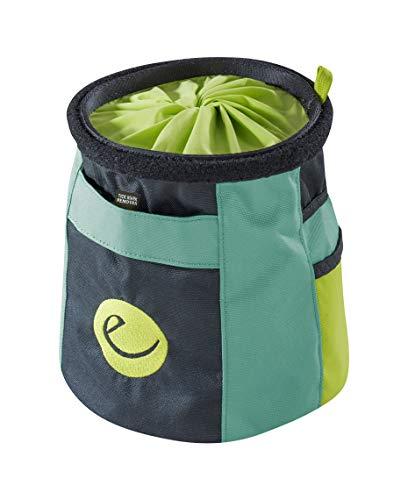 Edelrid Unisex– Erwachsene Boulder Bag II, Jade (790), 20x16