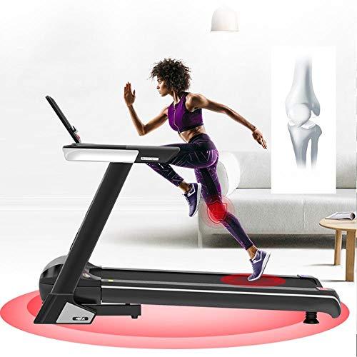 ROYWY Laufband Speedrunner Elektrisch klappbar,1-8 km/h Geschwindigkeit,Programme,120 kg Belastbar,Fitness Heimtrainer Jogging