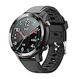 Dccioriu Reloj Inteligente para Hombre y Mujer, Pulsera de Actividad con Pulsómetro, Monitor de sueño, Podómetro y IP67 Impermeable, Reloj Deportivo para iOS y Android