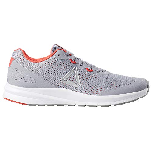 Reebok Runner 3.0, Zapatillas de Trail Running para Mujer, Multicolor (Cool Shadow/Neon Red/White/Silver 000), 38 1/3 EU