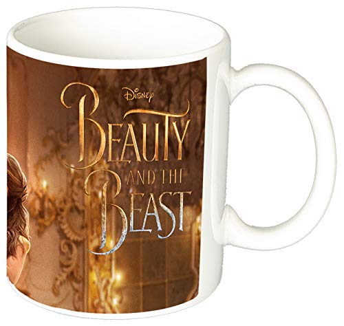 MasTazas La Bella Y La Bestia Beauty and The Beast Emma Watson Dan Stevens D Taza Ceramica