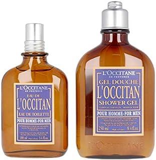 L'occitane Immortelle Pour Homme Men's Set