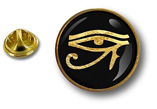 Spilla Pin pin's Spille spilletta Giacca Badge Horus Occhio Biker Egitto