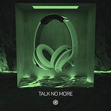Talk No More (8D Audio)