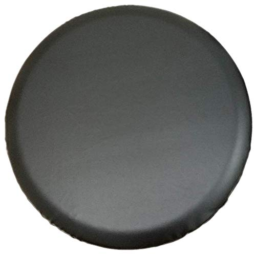 LDIW Autorädertaschen PVC-Kunstleder-Reifenschutzabdeckung Premium Autoreifen Schutzhülle Reifentaschen,Schwarz,13in