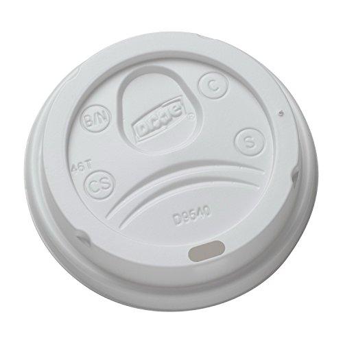 dixie 12 oz coffee lids - 8