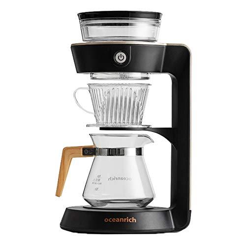 TL Kaffeemaschine, automatische Hand Kaffeemaschine Heim Tragbare intelligente KFC Rotary Extraction Kaffee-Maschine