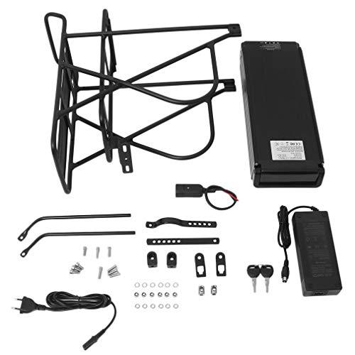 Hifeel accuparatie - celvervanging elektrische fiets batterij compatibel voor elektronica fiets E-Bike accu lithium-ion fietsaccu vervanging E-Bike-accu