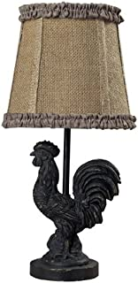 Dimond Lighting 93-91392 Mini Rooster Table Lamp, 5