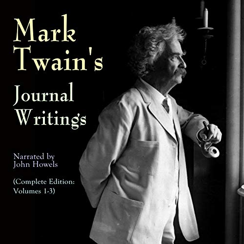 Mark Twain's Journal Writings audiobook cover art